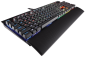 <b>Mechanical Gaming Keyboard:</b> K70 RGB RAPIDFIRE, Mechanical <b>Cherry MX Speed</b>