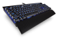 <b>Mechanical Gaming Keyboard:</b> K70 LUX, Backlit Blue LED, Mechanical <b>Cherry MX Red</b>