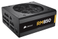 Power Supply: 850W, 80 PLUS Gold Certified, Full Modular