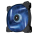 140mm Case Fan: Air Series AF140 LED Blue Quiet Edition High Airflow 140mm Fan
