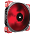 140mm Case Fan: Red LED, PWM 140mm Premium Magnetic Levitation Fan