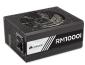 <b>PSU</b>: 1000W 80Plus Gold, Zero RPM Fan Mode/Configurable +12V rail 135mm fan, 8x PCI/12x SATA Full Modular