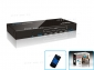 HDMI Audio Video Switch, Supports 3D, 5 Port